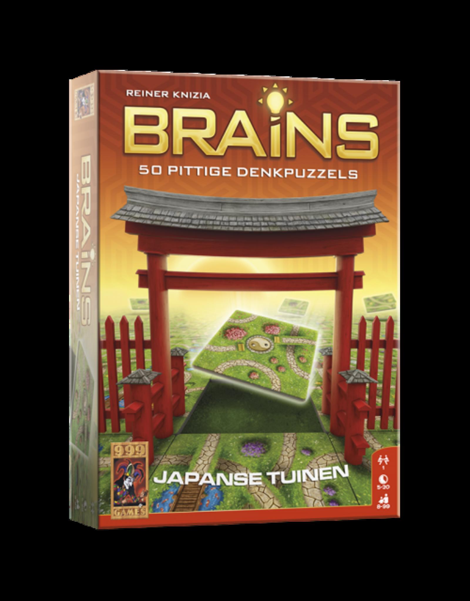999 GAMES Brains: De Japanse Tuinen - Breinbreker