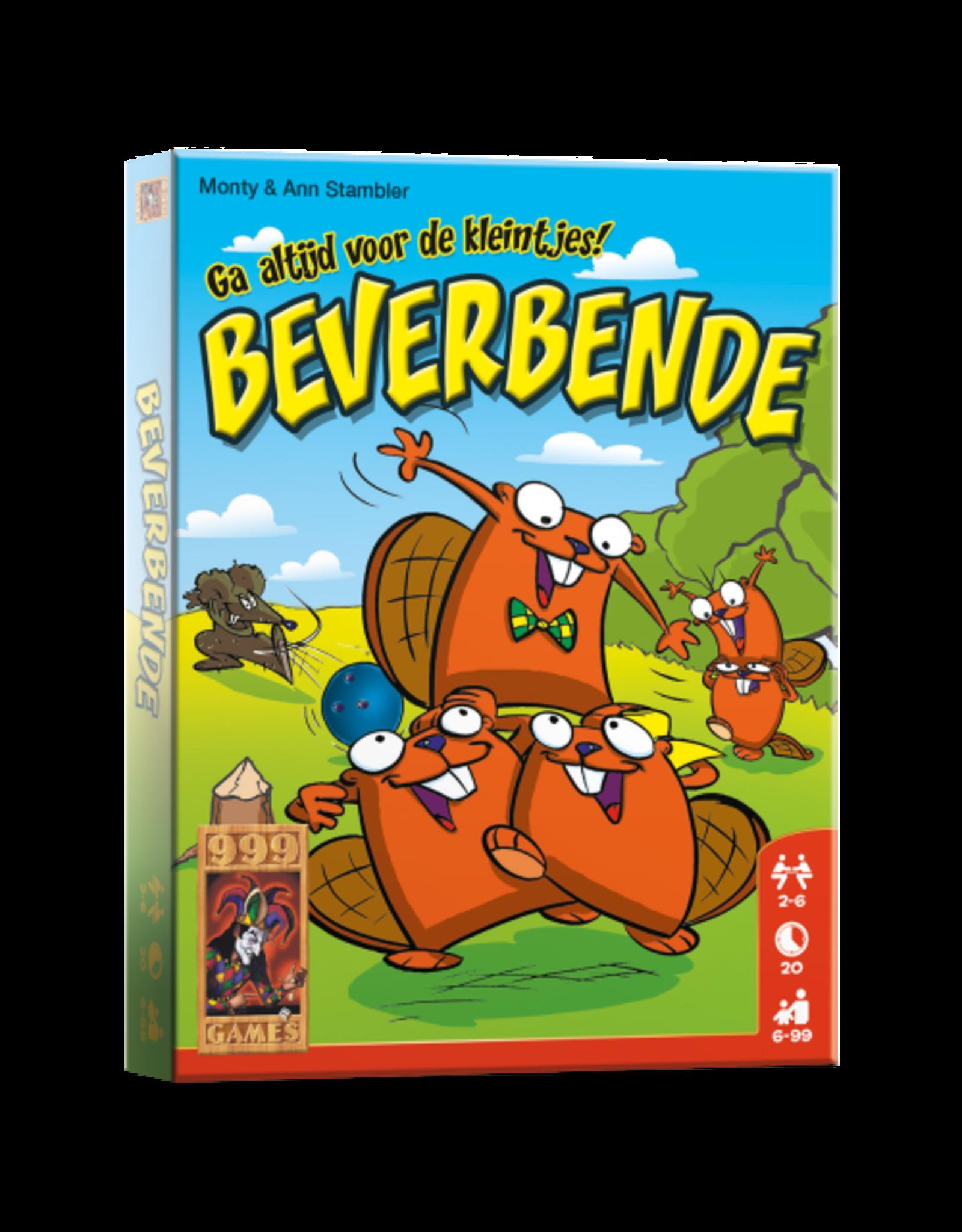 999 GAMES BEVERBENDE SPEL *NL