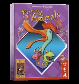 999 GAMES Party Animals - Kaartspel