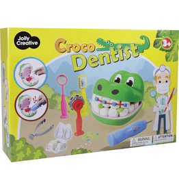 JOLLY JollyDough croco tandartsset