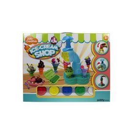 JOLLY JollyDough ice cream mega set
