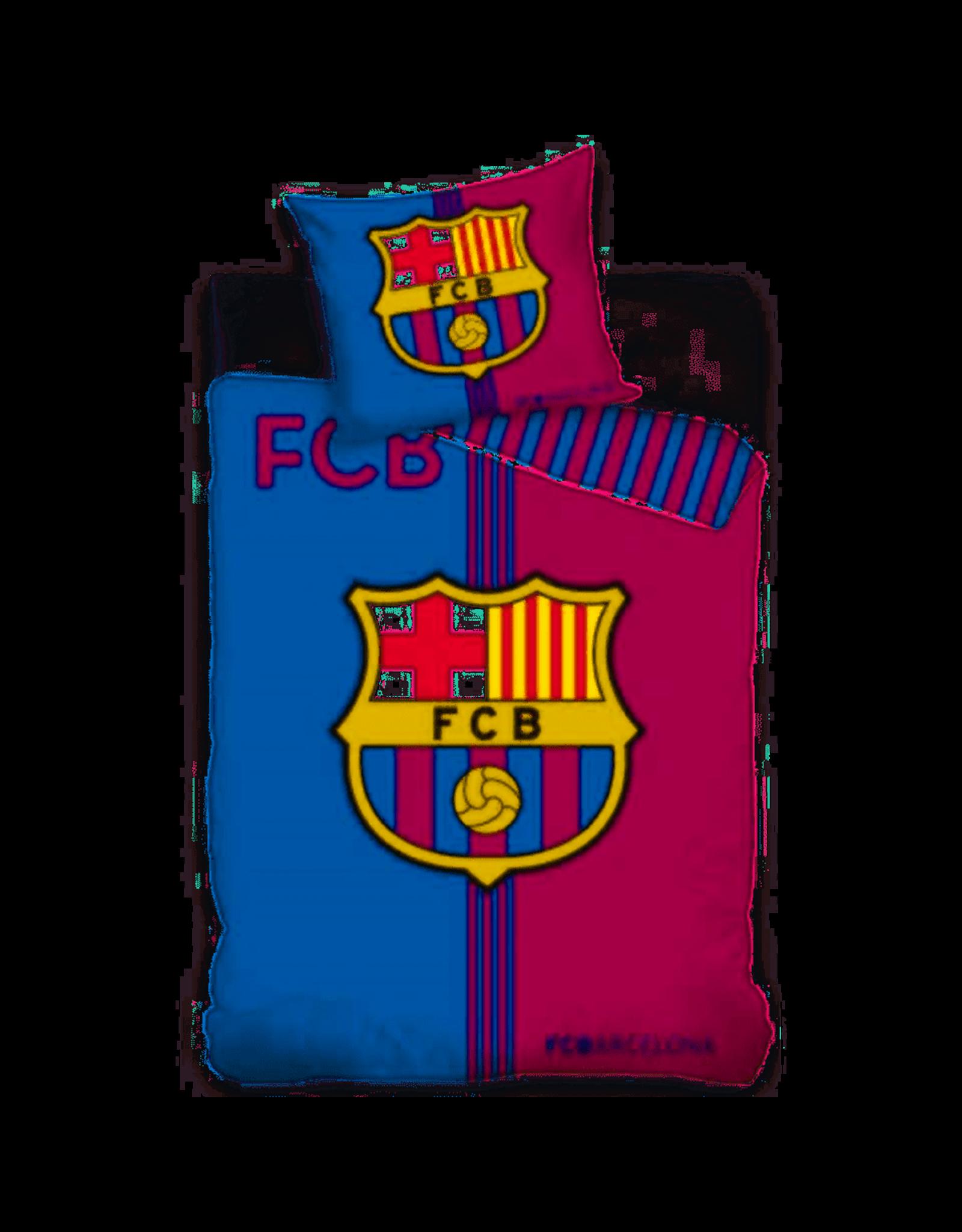 FCBARCELONA Dekbedovertrek FCB Barcelona