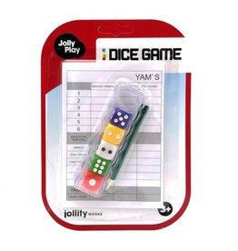 "JollyPlay ""Classic-5-dice"" spel"