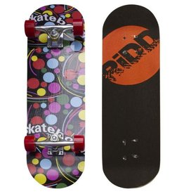 "RIDD RiDD Skateboard 28"" colored balls"