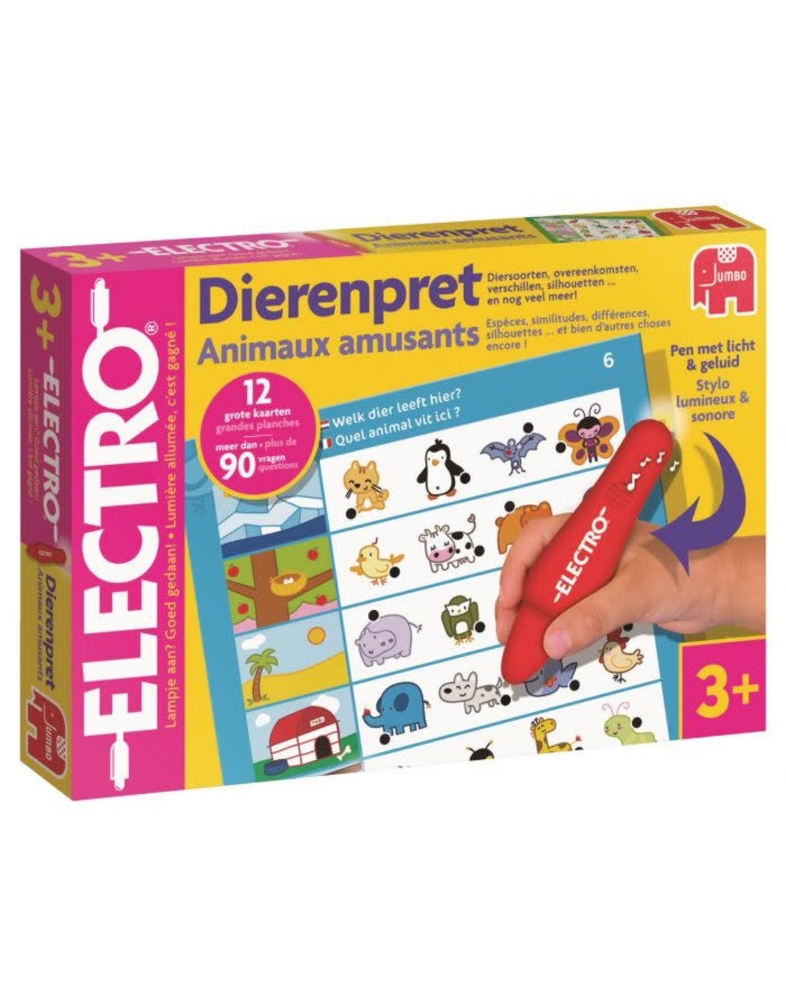 Electro Wonderpen Dierenpret