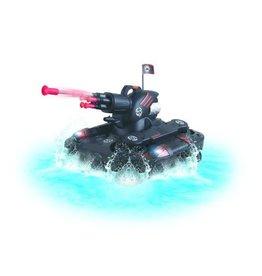 WONKY CARS Wonky Cars RC Battle Tank Black