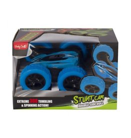 WONKY CARS RC Stunt car double roll - blue
