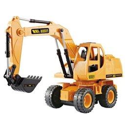 WONKY CARS Wonky Cars RC Excavator 1:24