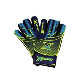 JOLLITY Xtreme keeperhandschoen sz6 -blauw
