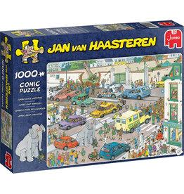 JUMBO Jan van Haasteren Jumbo gaat winkelen - 1000 stukjes