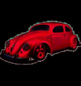 MAISTO Maisto RC Radiografische Bestuurbare auto schaal 1:10 1951 VW Beetle (Rood)