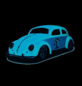 MAISTO Maisto RC Radiografische Bestuurbare auto schaal 1:10 1951 VW Beetle (Blauw/Wit)