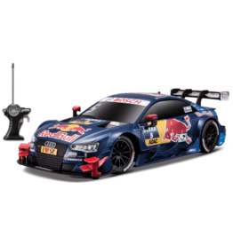 MAISTO Maisto raceauto Audi RS5 DTM #5 2015 1:24 blauw