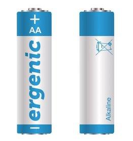Batterij Ergenic 10 pack AA