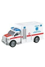 JOLLITY Ambulance met licht en geluid - 1:20