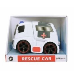 JOLLITY Rescue Car Series: Ambulance