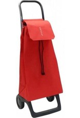 Boodschappentrolley Rolser Jet rood