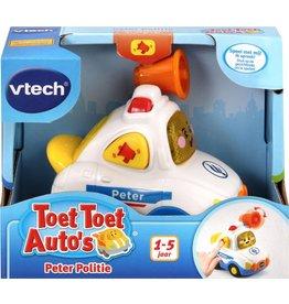 VTECH Toet Toet auto's Peter Politie