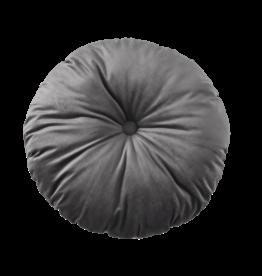 Sierkussen ø 50 cm London Grey
