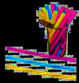 Gum flexibel 20cm pastel ass.