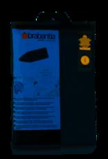BRABANTIA Strijkplank overtrek E 135 x 49 cm Metallic Brabantia