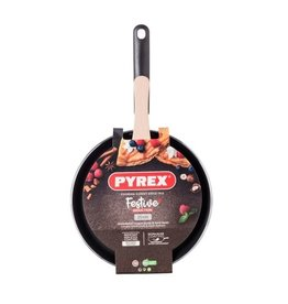 PYREX Pyrex Pannenkoekenpan / koekenpan Inductie - Incl. Spatel - 24