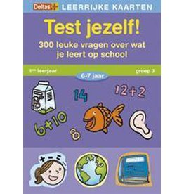 DELTAS Leerrijke kaarten – Test jezelf!
