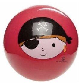 Piraten bal rood
