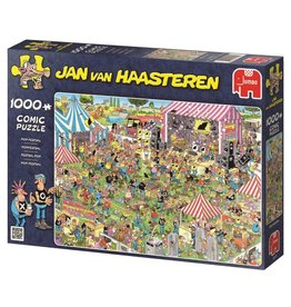 JUMBO JAN VAN HAASTEREN - POPFESTIVAL1000 ST