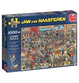 JUMBO Jan van Haasteren puzzel NK Legpuzzelen - 1000 Stukjes