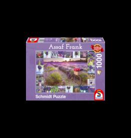 SCHMIDT De geur van lavendel, 1000 stukjes - Puzzel Schmidt