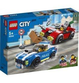 LEGO LEGO 60242 Police Highway Arrest