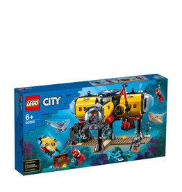 LEGO City Oceaan Onderzoeksbasis (60265)