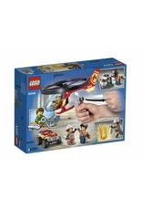 LEGO Brandweerhelikopter reddingsoperatie Lego 60248