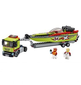 LEGO Raceboot transport Lego 60254