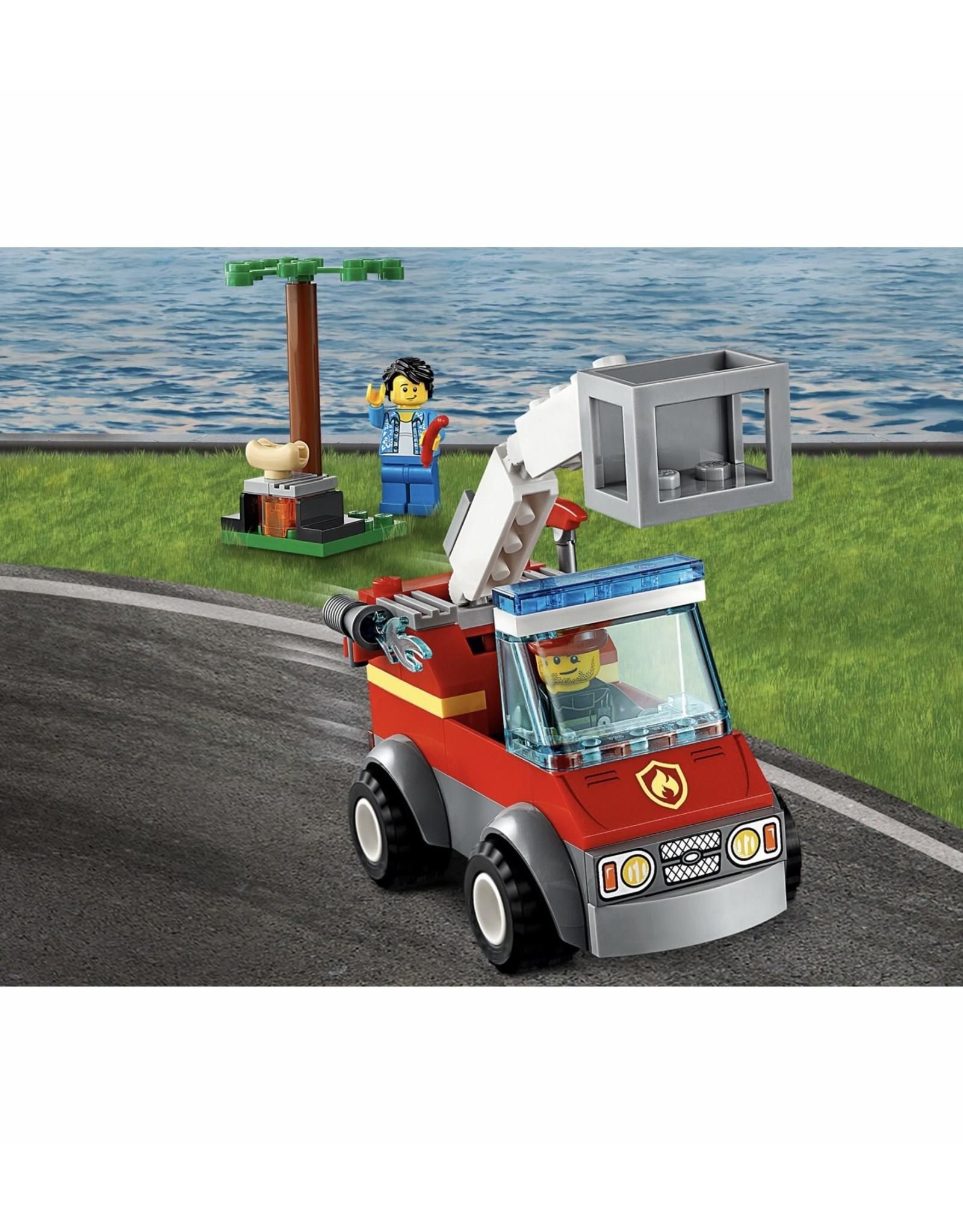 LEGO Barbecuebrand blussen Lego 60212