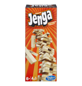 Hasbro JENGA CLASSIC REFRESH MB..