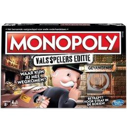 Hasbro Monopoly Valsspelers Editie - Bordspel