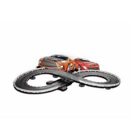 WONKY MONKEY Super Racebaan 2.68M USB Power 5V Met 2 Auto's