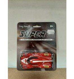 WONKY MONKEY Ruby Red 36 Sport Racer Auto 5V