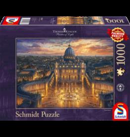 SCHMIDT Het Vaticaan, 1000 stukjes - Puzzel