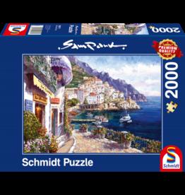SCHMIDT Middag in Amalfi, 2000 stukjes SCHMIDT