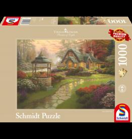 SCHMIDT Make a Wish Cottage, 1000 stukjes SCHMIDT