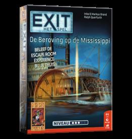999 GAMES EXIT - De beroving op de Mississippi - Breinbreker