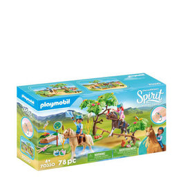 PLAYMOBIL Spirit Riding Free: rivierentocht (70330