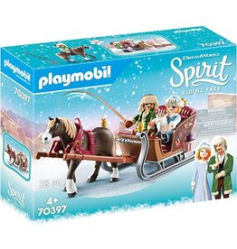 PLAYMOBIL PLAYMOBIL DreamWorks Spirit winterse slee