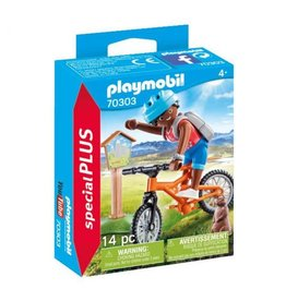 PLAYMOBIL Playmobil 70303 Mountainbiker