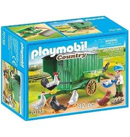 PLAYMOBIL Country Kind Met Kippenhok