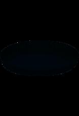 ALPINA Alpina Bakvorm Quiche Staal 28 X 3,5 Cm Zwart