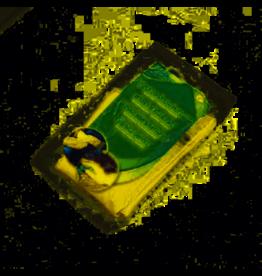 STARBRIGHT Starbright Latex L gele huishoudhandschoenen 60gr